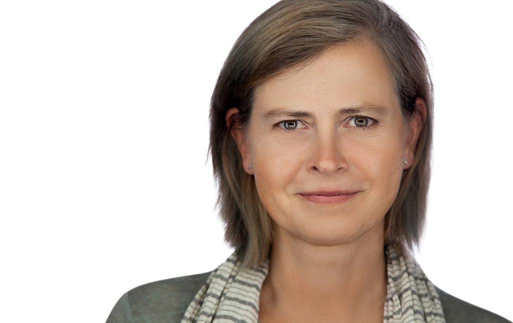 Dr. Barbara Bernhardt ärztliche Leiterin im Ambulatorium Mistelbach der VKKJ
